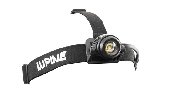 Lupine Neo X2 hoofdlamp zwart